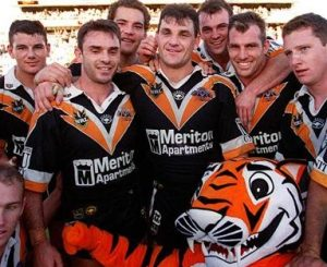 wests tigers year 2000