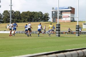 Wests Tigers trial canterbury bulldogs belmore oval