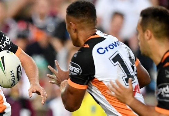 wests tigers NRL
