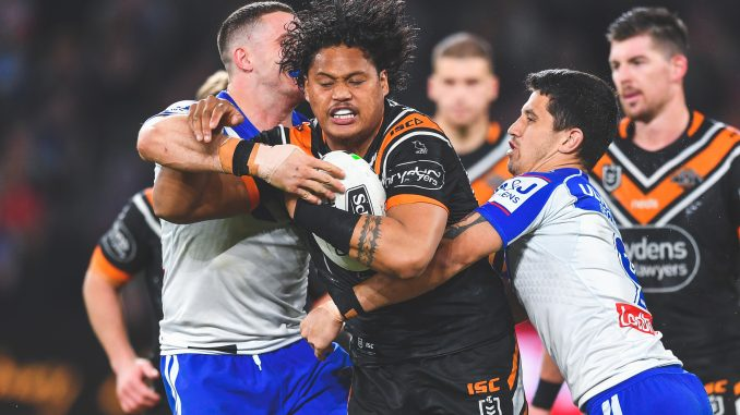 wests tigers luciano leilua